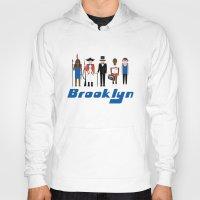 brooklyn Hoodies featuring Brooklyn  by harlembrooklyn