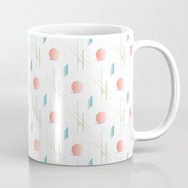 Swimming Pools and Coral Suns Coffee Mug