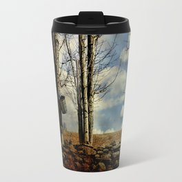 Collecting Sap Travel Mug