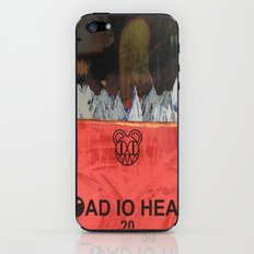 Radiohead 20 iPhone & iPod Skin