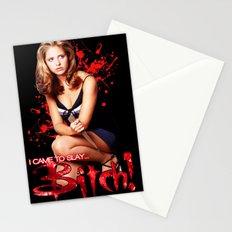 SLAY BITCH, SLAY!! Stationery Cards