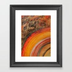 TIERRA (III) Framed Art Print