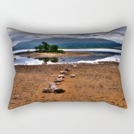 Loch Shiel Rectangular Pillow