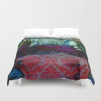 ethnic Duvet Covers featuring Ethnic by haroulita