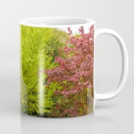 Park Bench Coffee Mug