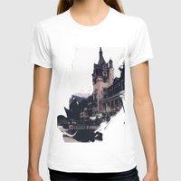 castlevania T-shirts featuring Castlevania by Esco