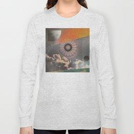 Sky Mandala II Long Sleeve T-shirt