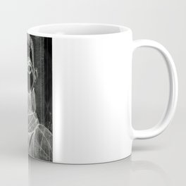 Alisa Ahmann by Txema Yeste (B) - Artist: Leon 47 ( Leon XLVII ) Coffee Mug