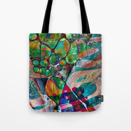 Palm of My Hand Tote Bag