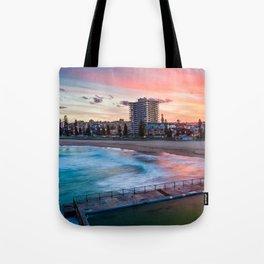Queenscliff Tote Bag