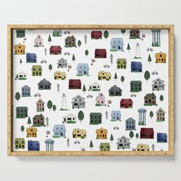 Collingwood Houses Serving Tray