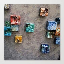 Single Ceramic  Tiles 2 Canvas Print