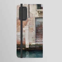 A venice door Android Wallet Case