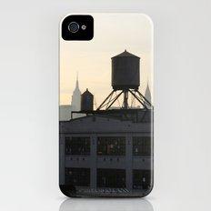 Queensboro Plaza iPhone (4, 4s) Slim Case