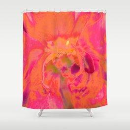 Extreme Cinco de Mayo Rose Shower Curtain