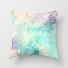 Marble II Throw Pillow