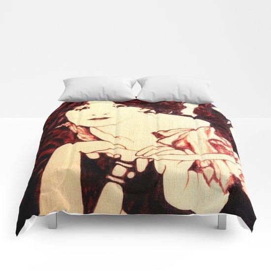 Nouveau Rider Comforters
