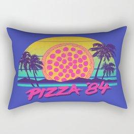 Pizza '84 Rectangular Pillow