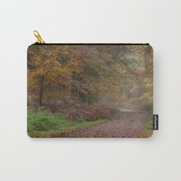 Down the Forest Track Carry-All Pouch