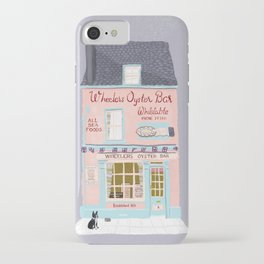 Wheelers Oyster Bar iPhone Case