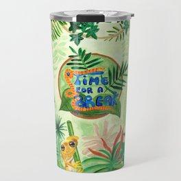 Medilludesign Ecotherapy Jungle Travel Mug