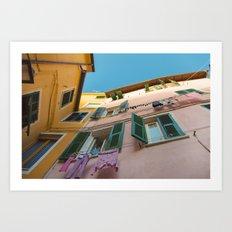 Ciao Italia Art Print