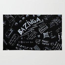 Big Bang Pattern Rug