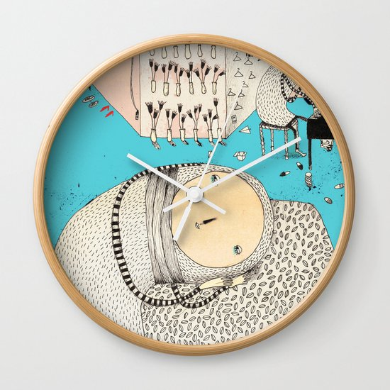 My daily life. Wall Clock