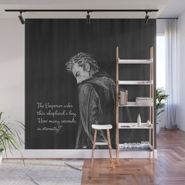 How Many Seconds in Eternity? Wall Mural