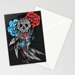 Devil May Cry Design Stationery Cards