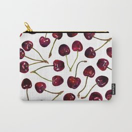 Cherry pattern Carry-All Pouch