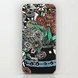 """Australian Gum Blossoms"" by Margaret Preston iPhone Skin"