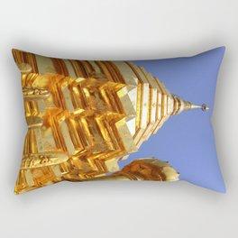 Doi Suthep Stupa Rectangular Pillow