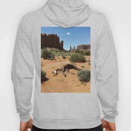 Monument Valley Horse Carcass Hoody