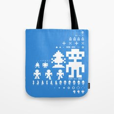 Robotron Tote Bag