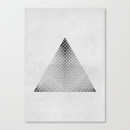 Neominimalist 1 Canvas Print