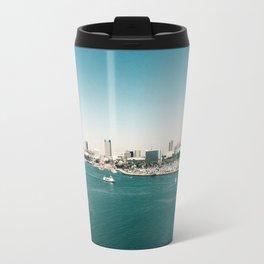 Dowtown Long Beach Travel Mug