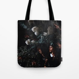all my friends are heathens Tote Bag