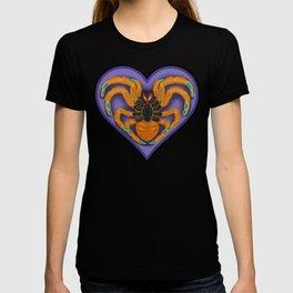 Tarantula heart T-shirt