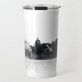 Madison, Wisconson Skyline Travel Mug