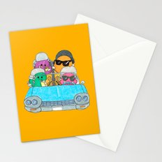 Holiday Vampire Weekend Stationery Cards