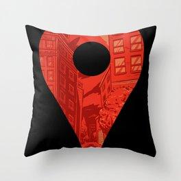 Destination Throw Pillow