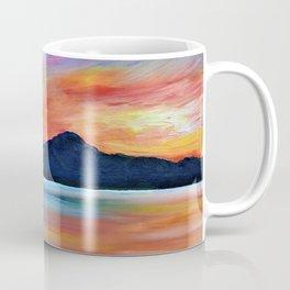 SUNSET AT MURLOUGH Coffee Mug