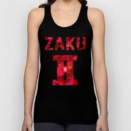 Char's Zaku II Unisex Tank Top