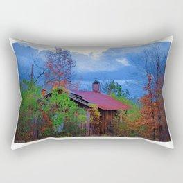 Old Church Rectangular Pillow