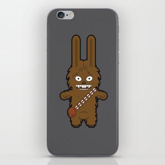 Sr. Trolo / Chewbacca gray iPhone & iPod Skin
