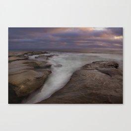 La Jolla San Diego CA Canvas Print
