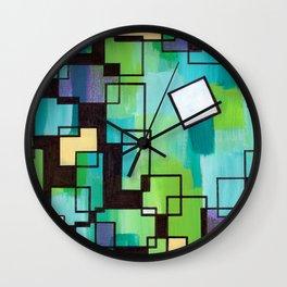 Breaking Conformity Wall Clock