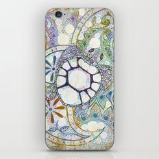 Sea Turtle Paisley  iPhone & iPod Skin