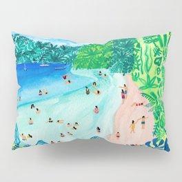 Glassy Island Pillow Sham